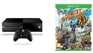 Console Xbox One + Sunset Overdrive