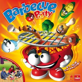 Jeu de société Barbecue Party