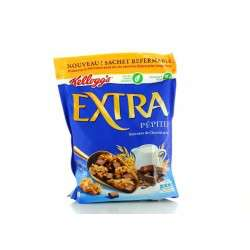 Paquet de Céréales Extra de Kellogs (Prixing 2€, C-Wallet 0.70€ )