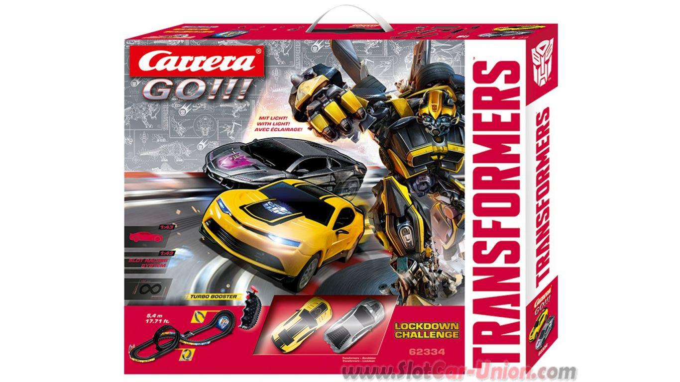 Circuit électrique - Carrerra Go - Transformers