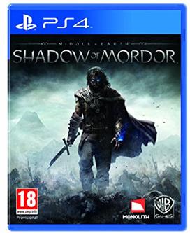 Jeu La Terre du Milieu : L'ombre du Mordor sur PS4