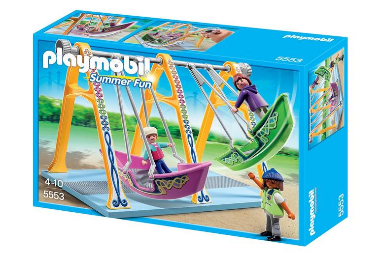Playmobil Yacht de luxe à 9.99€ et Bateau à bascule