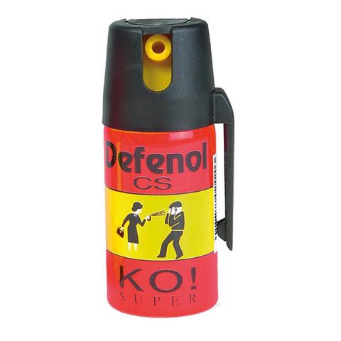 Bombe Lacrymogène Spray Auto Défense au poivre (Frais de port : 5.50€)