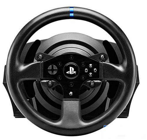 Volant Thrustmaster T300 RS 1080° avec pédalier (PS4/PS3/PC)