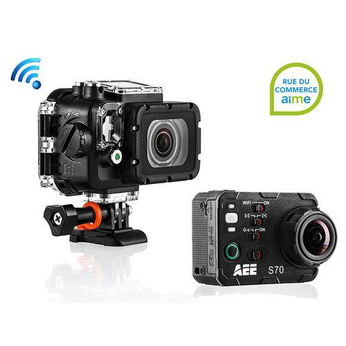 Caméra embarquée PNJ AEE S70 Extreme Edition F2