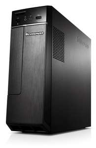 Unité centrale Lenovo H30-50 Noir (Intel Core i5, 4 Go de RAM, Disque dur 1 To, AMD Radeon R5 235, Windows 8.1)