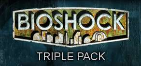 Triple Pack Bioshock: 1 + 2 + Infinite (Dématérialisé - Steam)