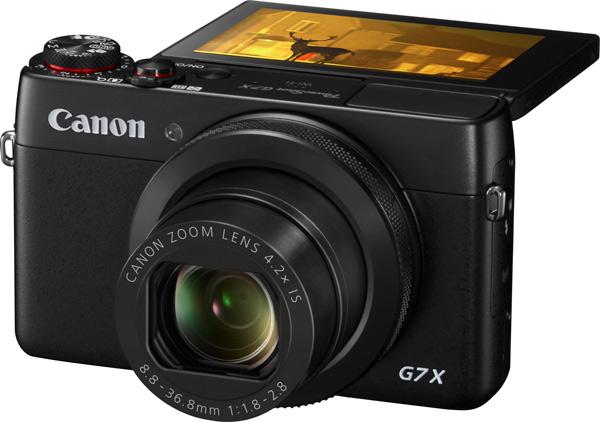 Appareil photo numérique Canon G7X