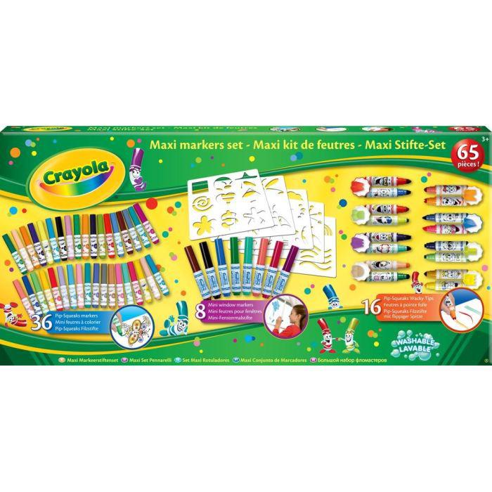 Boîte de 60 feutres Crayola