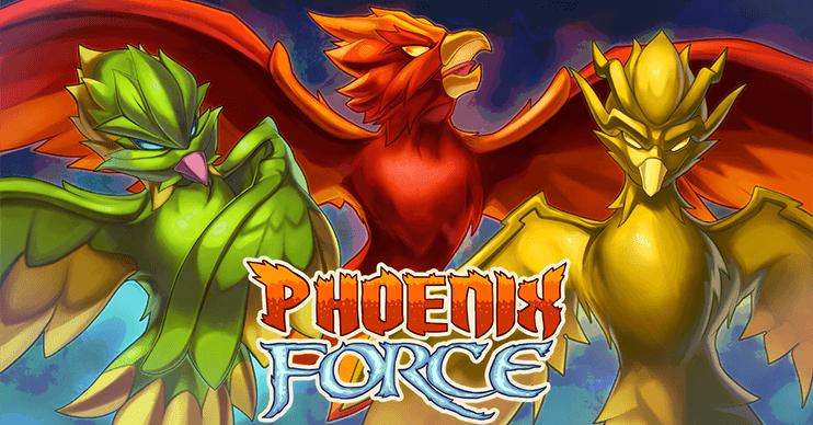 Phoenix Force gratuit sur PC