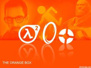 Orange Box - Half Life 2, Episode 1 & 2, Team Fortress 2 et Portal sur PC (Steam)