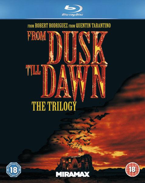 Coffret Blu-ray Une nuit en enfer (1 à 3)