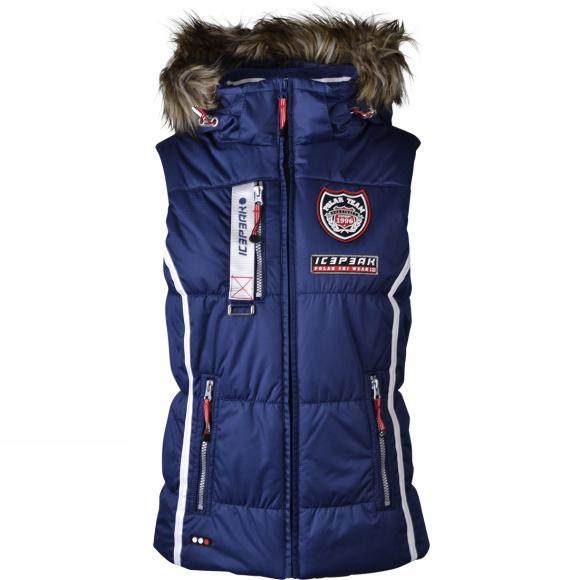 Sélection d'articles de ski en promotion - Ex : Bodywarmer Icepeak T38