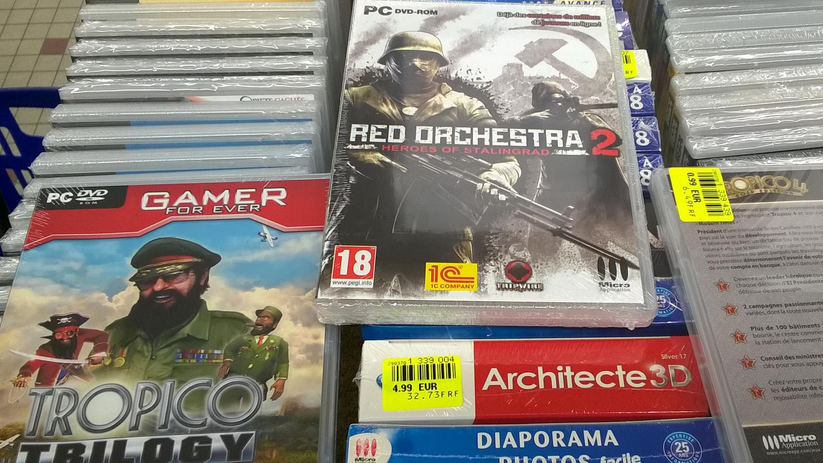 Jeu  PC Tropico 4 gold edition