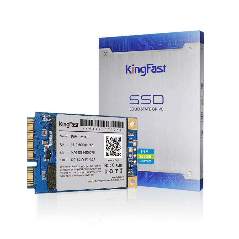 Disque SSD 256 Go KingFast m-SATA III MLC