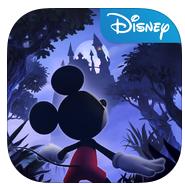 Sélection de jeux iOS en promo  - Ex : Castle of Illusion Starring Mickey Mouse