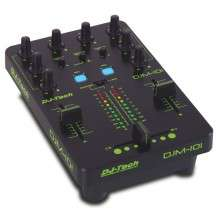Contrôleur mixer DJ numérique 2 canaux DJM-101