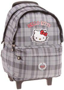 Sac à dos  Hello Kitty  Sad 2 Trolley   Gris
