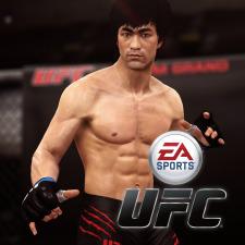 Personnage Bruce Lee offert pour le jeu UFC d'EA Sports