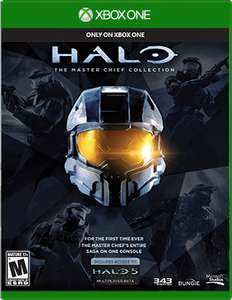 Halo The Master Chief Collection sur Xbox One