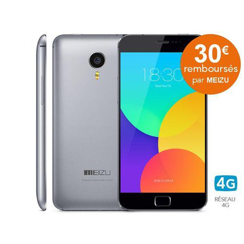 Précommande : Smartphone Meizu MX4 Pro 16 ou 32Go Gris (Avec ODR de 30€)