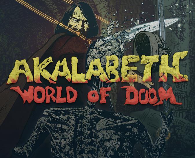 Jeu Akalabeth World of Doom sur PC/Mac/Linux gratuit