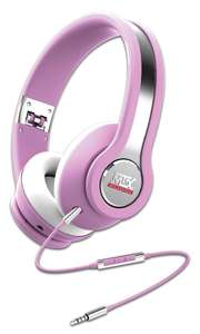 Casque audio MTX iX1 Pink