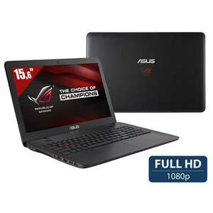 "PC portable 15.6"" Asus ROG G551JM - i7, 8Go RAM, HDD 1To + SSD 24Go, GTX 860M"
