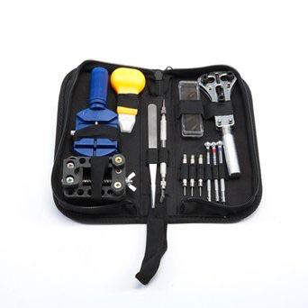 Kit portable de 13 outils réparation montre