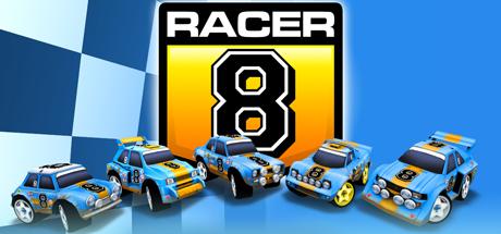Racer 8 gratuit sur PC (Steam)