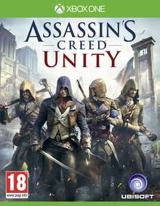 Assassin's Creed Unity sur XBOX One
