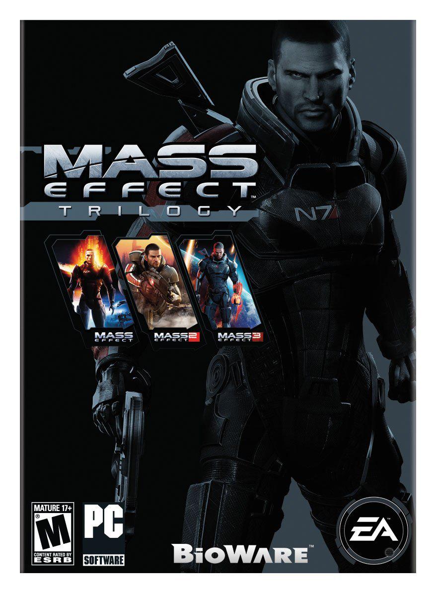 Mass Effect Trilogy sur PC (Origin)