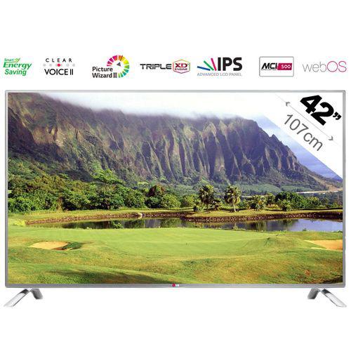 "TV 42"" LG 42LB630V - Full HD"