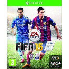 Jeu Fifa 15 sur Xbox One (dématérialisé)