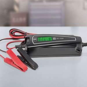 Chargeur de batterie auto/moto Top Craft