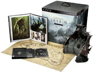 The Elder Scrolls V : Skyrim - Édition Collector sur PC à 39,84€ et PS3