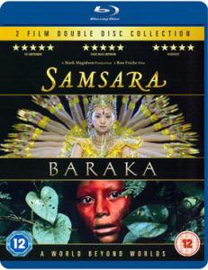 Coffret Blu-ray Samsara / Baraka