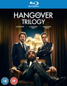 Coffret Bluray Trilogie Very Bad Trip (Hangover)