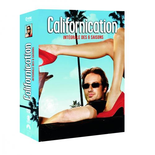 Coffret DVD Californication saisons 1 à 6