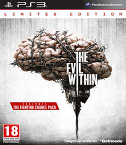 The Evil Within Limited Edition sur PS3 / PS4 / Xbox One et 360