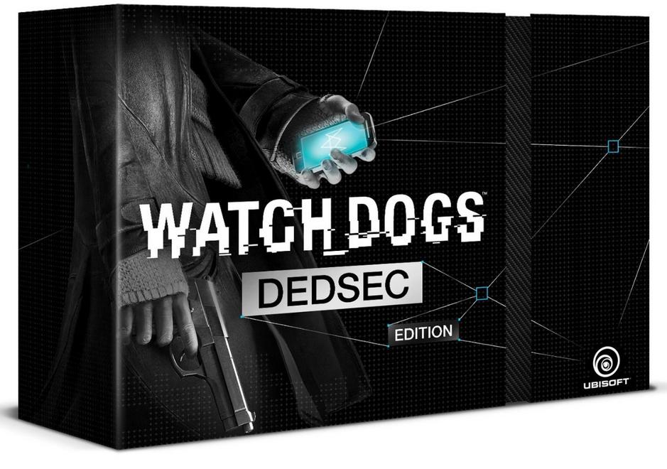 Jeu Watch Dogs Dedsec edition sur PS4