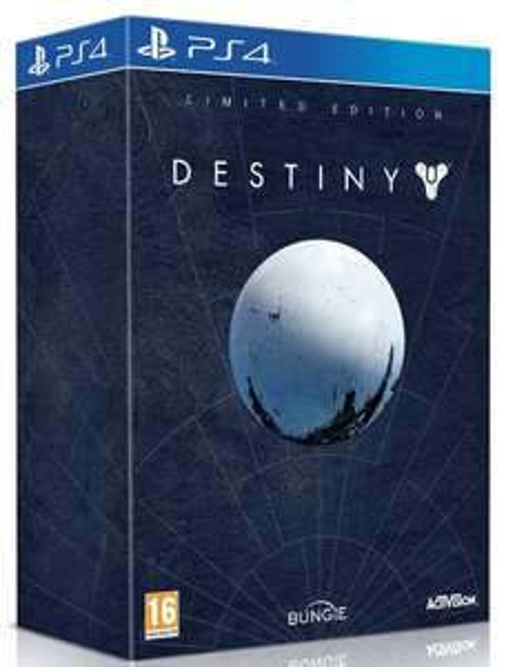 Coffret Edition Collector Destiny PS4