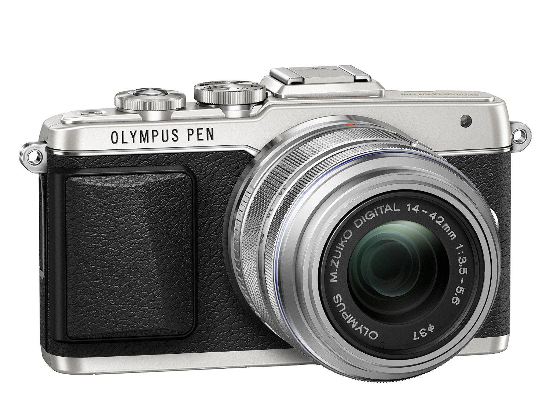 Appareil photo hybride E-PL7 + Objectif 14-42mm (avec ODR 50€)