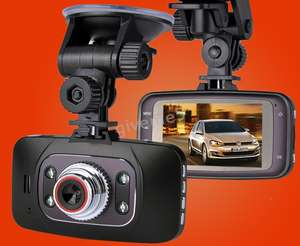 "Camera Dashcam HD 2.7"" - DVR, HDMI"