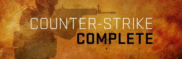 Counter Strike Complete Pack sur PC (Dématérialisé)