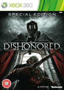 Dishonored Special Edition  sur XBox 360 en anglais