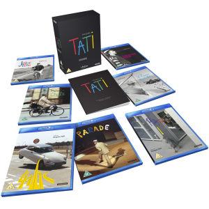 Coffret 7 Blu-Ray Intégrale Jacques Tati