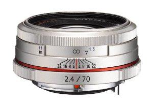 Objectif 21440 Pentax HD 70mm Silver f2.4