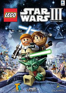 Lego Star Wars - Saga Complète ou La guerre des clones sur MAC (Dématérialisé)