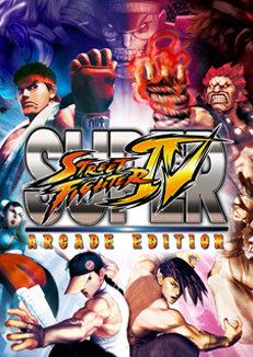 Super Street Fighter IV Arcade Edition sur PC (dématérialisé)